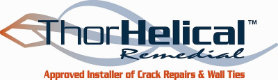 Thor Helical Remdial Approved Installer